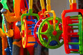 Colorful Plastic Toys Royalty Free Stock Photos - 63571738