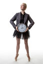 Holding Time Royalty Free Stock Photography - 63586687