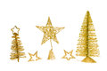 Fir-tree With Star Isolated On White Background Stock Photo - 63607310