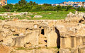 Tombs Of The Kings, An Ancient Necropolis In Paphos Royalty Free Stock Image - 63637276
