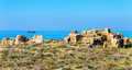 Tombs Of The Kings, An Ancient Necropolis In Paphos Royalty Free Stock Images - 63637279