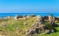 Tombs Of The Kings, An Ancient Necropolis In Paphos Royalty Free Stock Image - 63637296