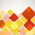 Abstract Vector Background Of Different Color Squares Stock Images - 63689734