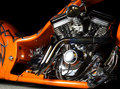 Motorcycle Engine Stock Images - 6375234