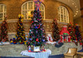 """Fashions For Evergreens At """"The Hotel Roanoke"""" Stock Photos - 63737213"""