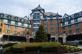 """Christmas At """"The Hotel Roanoke"""" Royalty Free Stock Image - 63738466"""