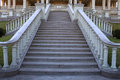 Beautiful Classical Mansion Staircase In The Park Stock Photo - 63780150
