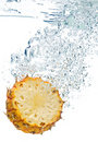 Pineapple In Water Stock Images - 6382804