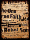 Old Paper With Text Stock Images - 6387254