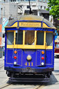 Christchurch Tramway Tram System - New Zealand Royalty Free Stock Photos - 63808398