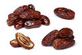 Dried Dates Isolated Set Stock Images - 63838454