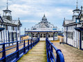 Eastbourne Pier Royalty Free Stock Photography - 63874217