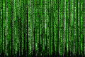 Green Binary Code Royalty Free Stock Photo - 63879285