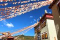 Songzanlin Temple Also Known As The Ganden Sumtseling Monastery, Is A Tibetan Buddhist Monastery In Zhongdian City( Shangri-La), Y Stock Photo - 63892910