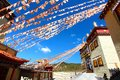 Songzanlin Temple Also Known As The Ganden Sumtseling Monastery, Is A Tibetan Buddhist Monastery In Zhongdian City( Shangri-La), Y Royalty Free Stock Photos - 63892928