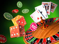 Gambling Games Stock Photos - 6399613