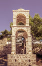 Bell Tower In Greece Royalty Free Stock Images - 63919839