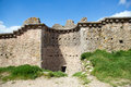 Peyrepertuse Castle In  French Pyrenees Stock Photo - 63951380