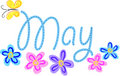 May Flowers Stock Image - 649241