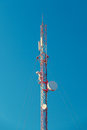 Cell Tower Stock Image - 64001401