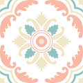 Colourful Ornament Tiles Royalty Free Stock Photos - 64028108