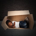 Poor Child Royalty Free Stock Image - 64051566