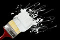 Paint Brush And Paint Royalty Free Stock Images - 64070669