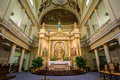 Interior Of St. Louis Cathedral In Jackson Square New Orleans Royalty Free Stock Photo - 64090235