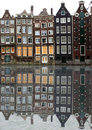 Amsterdam Houses Stock Images - 6416994