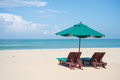 Beach Umbrella Royalty Free Stock Photo - 64101685
