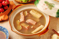 Ginger Duck With Rice Wine Stock Image - 64117951