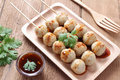 Grill Pork Balls Pour Stock Photography - 64147322