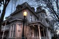 Victorian House Royalty Free Stock Photography - 64178237