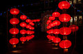 Chinese Red Lanterns Stock Images - 64188094