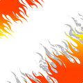 Fire Background Stock Photos - 6427813