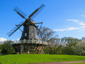 Old Windmill In Malmo, Sweden Royalty Free Stock Photos - 64275958
