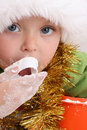 Baking Christmas Cookies Stock Images - 6434774