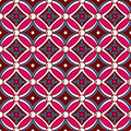 Seamless Background Image Of Vintage Round Cross Flower Pattern. Royalty Free Stock Images - 64326049