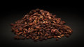 Pile Of Organic Dried Pomegranate Seeds (Punica Granatum) Royalty Free Stock Images - 64351439