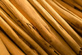 Closeup Of Dry Rolled Cinnamon Stock Image - 64371261