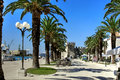 Beach Promenade, Split, Croatia Royalty Free Stock Images - 64430469