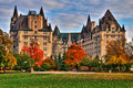 Chateau Laurier Hotel In Ottawa Stock Photography - 64442852