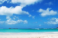 Panoramic View Of St Jean Beach, Airport, Eden, Rock, St Barth, Boats Stock Image - 64446781