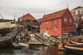 The Former Fishing Village. Stock Photo - 64451330