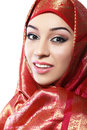 Muslim Woman Royalty Free Stock Images - 64491719