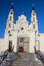 White Church Stock Images - 64495684