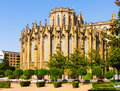 Cathedral Of Mary Immaculate. Vitoria-Gasteiz, Spain Royalty Free Stock Photo - 64495875
