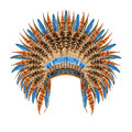 Native American Headdresses Stock Photography - 64540862