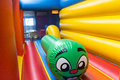 Indoor Playground Stock Photo - 64550600