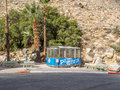 Palm Springs Aerial Tramway Cabin Royalty Free Stock Photos - 64553418